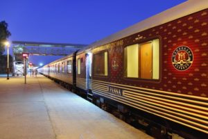 Experience Indian Sojourn through Deccan Odyssey Train