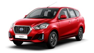 Presenting the new Datsun GO+ | Space for the Next Generation‎