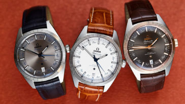 In-Depth - Omega Globemaster