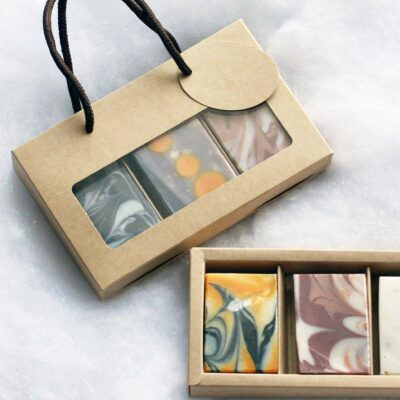 What kind of Kraft Box Packaging to choose for Soap?