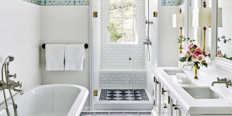 8 reasons to choose White Thassos marble in your bathroom