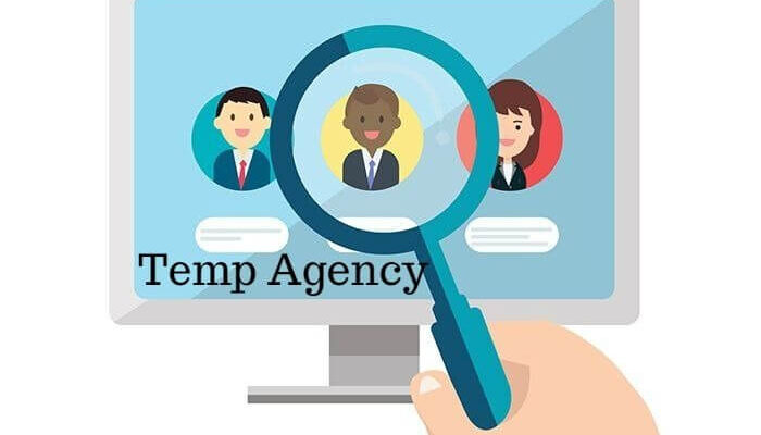 Benefits that can be obtained from temp Agency